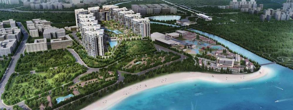 Sea Horizon District 18 Executive Condominium Pasir Ris